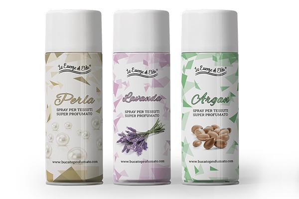 Gli Spray per tessuto inimitabili e originali!